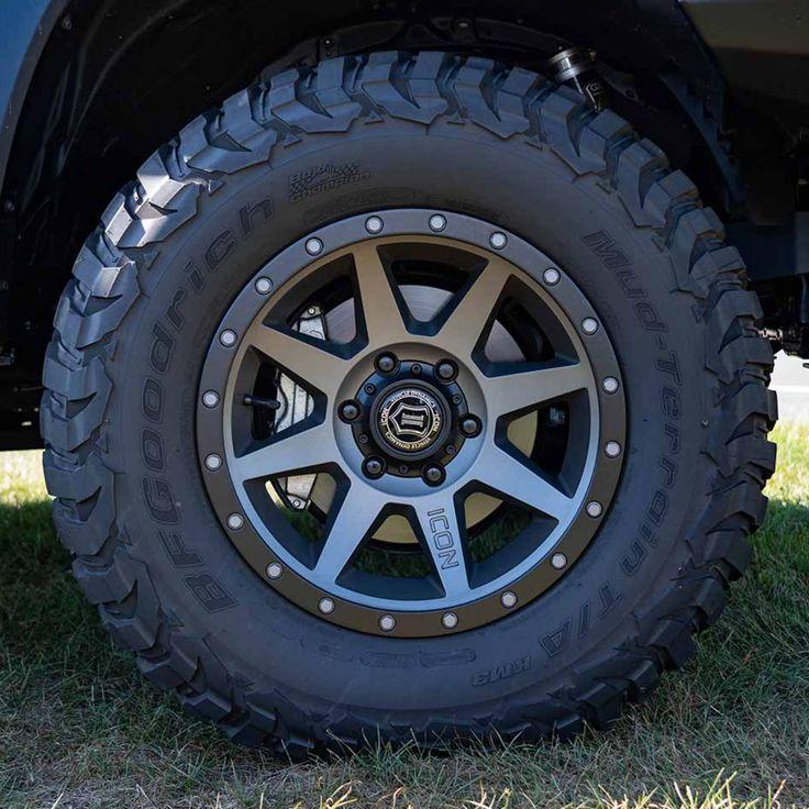 Online Garage 2018 Toyota in 2020 Jeep wheels
