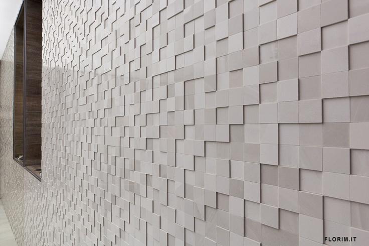 Florim @ Salone del Mobile 2013 www.gasparinionline.it #wall #homedecor #interiors