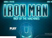 Iron Man 3 Riot of the Machines | juegos de pelea - jugar lucha