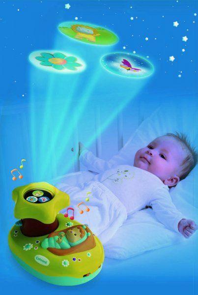 Smoby Cotoons lampka - projektor | MALL.PL