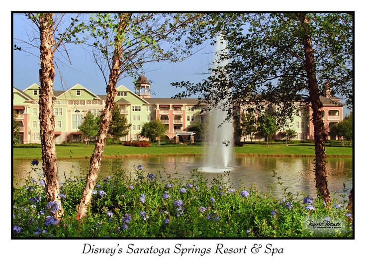 19 best disney 39 s saratoga springs resort spa images on for Vacation rentals in saratoga springs ny