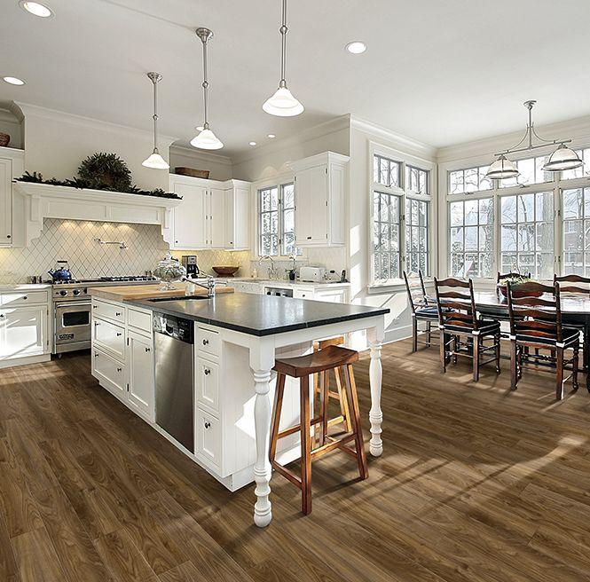 Kings Walnut 981 Laminate Wood Flooring Ivc Us Floors