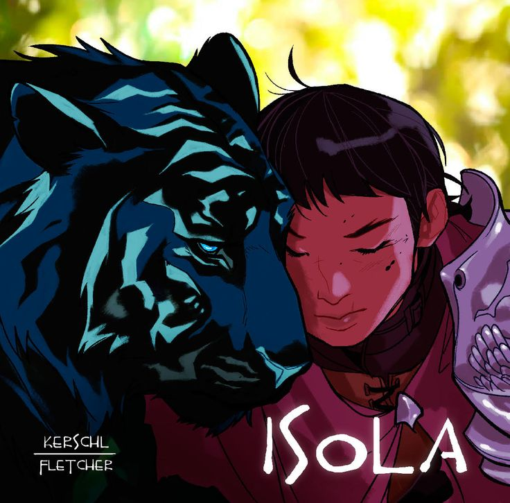 This exciting new fantasy comic looks like a cross between 'Princess Mononoke' and 'Game of Thrones.'