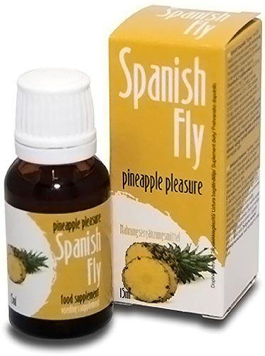 4300120000000 Stimulant Unisex Spanish Fly Ananas - 15 ml