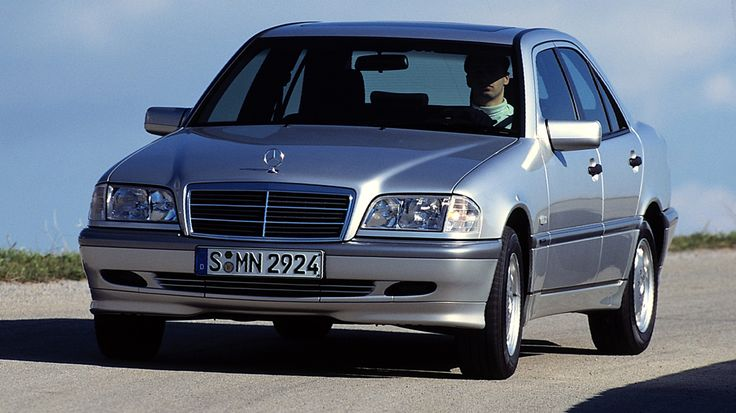From 1993, the W 202 series was named Mercedes-Benz C-Class.