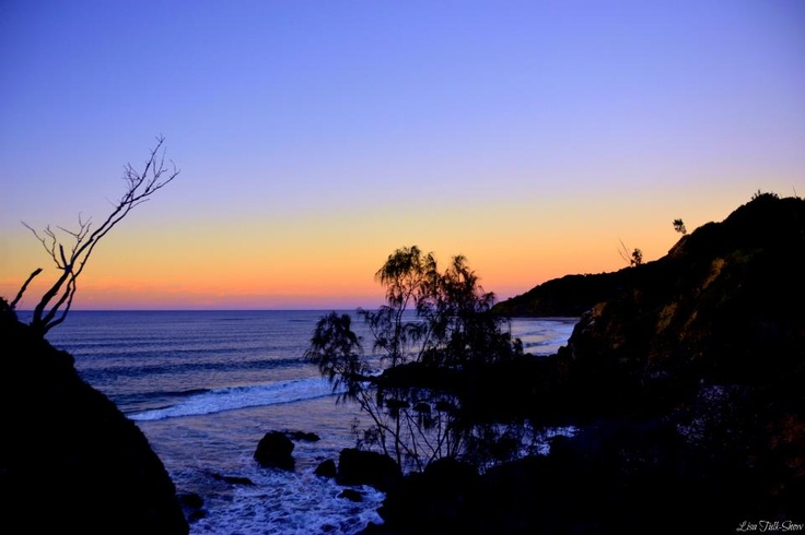 Byron Bay, Australia.  Can't wait to be here in February!