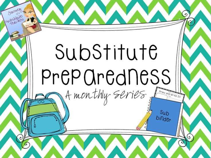 Classroom Management Ideas For Substitutes : Best substitute teaching images on pinterest school