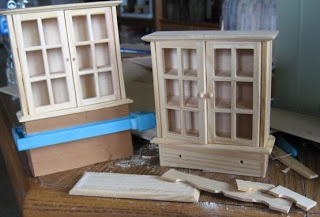 Caseys Minis: Messing with Michaels Hutches