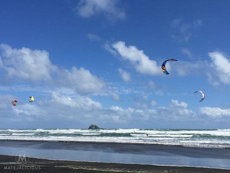 Muriwai Beach Auckland - Matejalicious Travel and Adventure