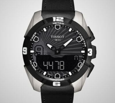 Submit your details to enter the draw and win a Tissot Watch worth more than 900€!