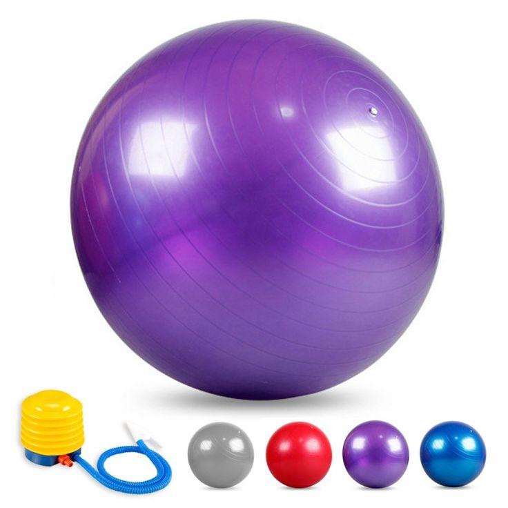 Fitness ball 75cm: $21.99 | lierre.ca