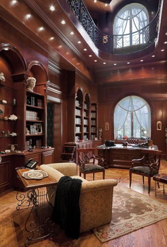 #Home Office----never gonna happen but a girl can dream
