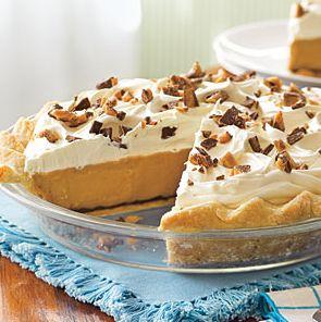 Butterscotch Pudding Pie: Cream Pies, Pies Crusts, Heath Bar, Pies Recipes, Pudding Pies, Pie Recipes, Butterscotch Puddings Pies, Butterscotchpud Pies, Butterscotch Pies