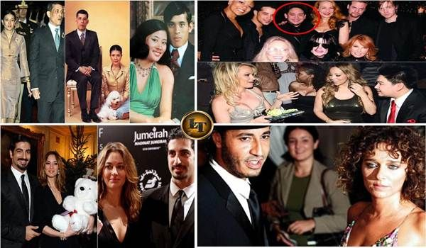 4 Anak Penguasa Besar Paling Playboy di Abad 21