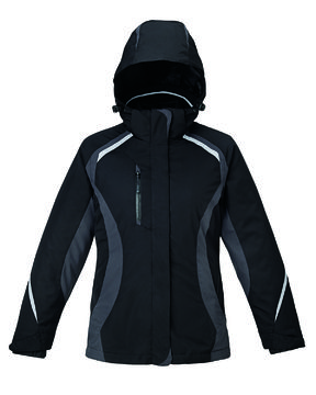 HEIGHT LADIES' 3-IN-1 JACKETS WITH INSULATED LINER