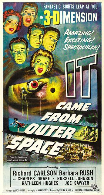 IT Came from Outer Space (1953) Amazing, Exciting, Spectacular!