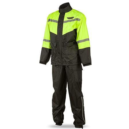 Fly Two-Piece Motorcycle Rain Suit - BikeBandit.com