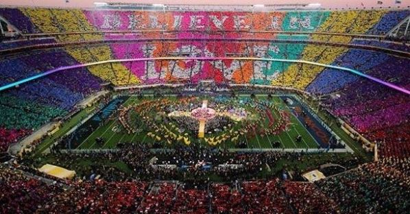 THE GAYING OF AMERICA  SUPER BOWL CELEBRATES LGBT LOVE, BLACK LIVES MATTER   Read more at http://mobile.wnd.com/2016/02/super-bowl-celebrates-lgbt-love-black-lives-matter/#CpGpRxtqLRmLvLFe.99