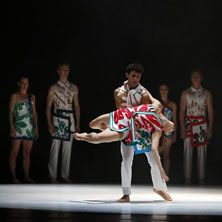 Il 3 dicembre 2015 la Royal New Zealand Ballet debutta all'Auditorium Conciliazione di Roma. Acquista ora su TicketOne.it!