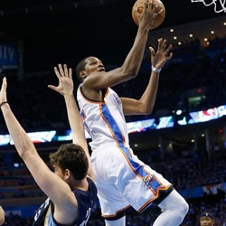 » NBA playoff odds: Memphis Grizzlies at Oklahoma City Thunder, Game 2