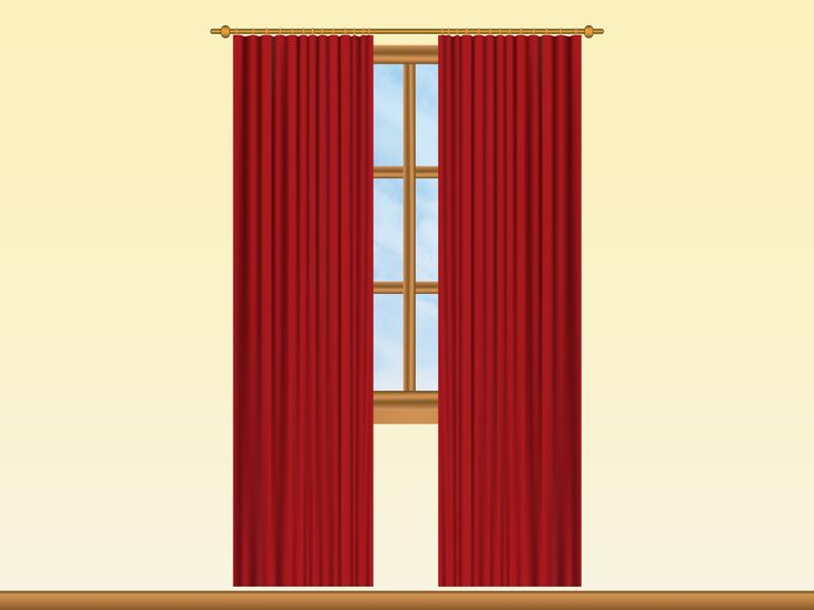 How to Install Curtain Rods