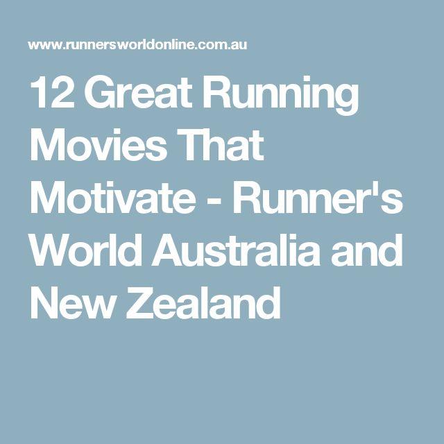 12 Great Running Movies That Motivate - Runner's World Australia and New Zealand