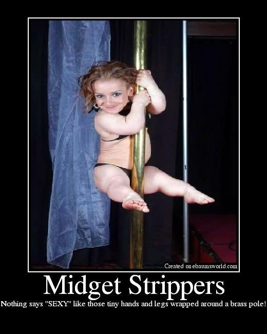 Adult midget entertainment
