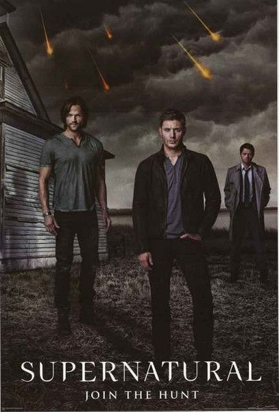A great poster for any fan of TV's hit show Supernatural! Join The Hunt! Fully licensed - 2014. Ships fast. 24x36 inches. Need Poster Mounts..? bm2154