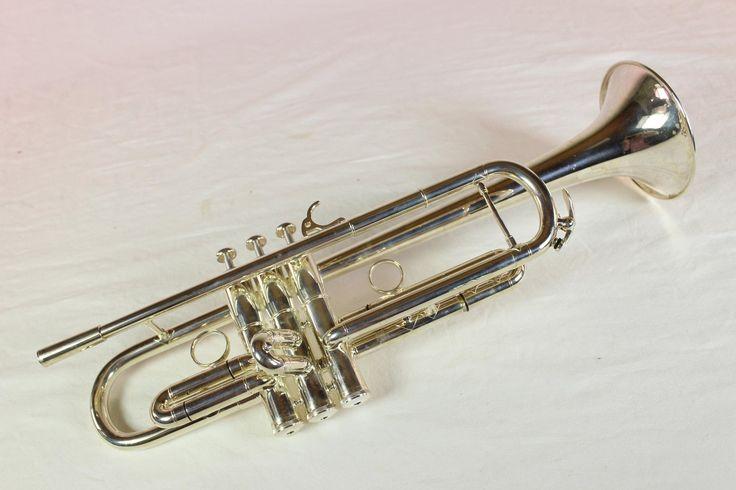 Courtois AC334-BDSML Legend Professional Trumpet DISPLAY MODEL