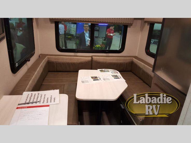 New 2018 Forest River RV Rockwood Geo Pro 14FK Travel Trailer at Labadie RV | Holland, OH | #R14FK-0