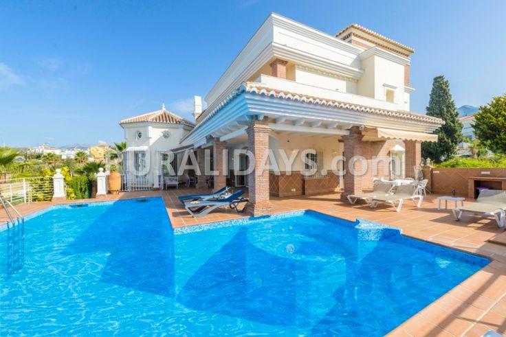 Casas rurales cerca de la playa en Málaga