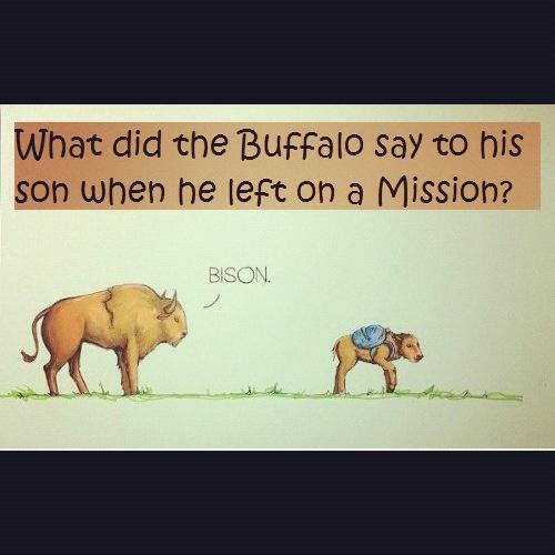 Missionary humor!