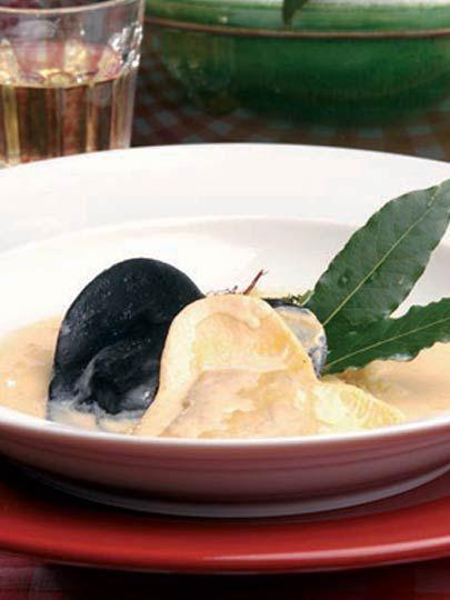 Istakoz ve porcini mantarlı kalpler Tarifi - Dünya Mutfağı Yemekleri - Yemek Tarifleri
