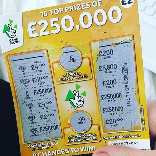 Best Scratch Cards To Buy Uk 2021