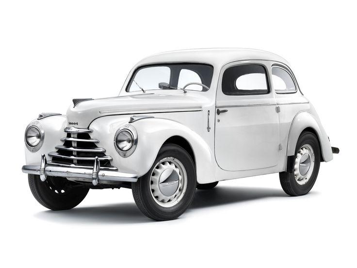 1946-51 Škoda 1101 Tudor