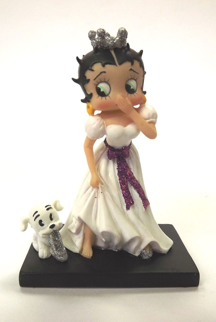 335 best betty boop images on pinterest bb beautiful and figurines betty boop figurine ornament little princess 75cm 3 tall geotapseo Image collections