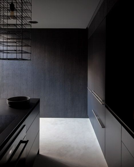 Wine tasting for Kitchen Architecture by Simon Astridge