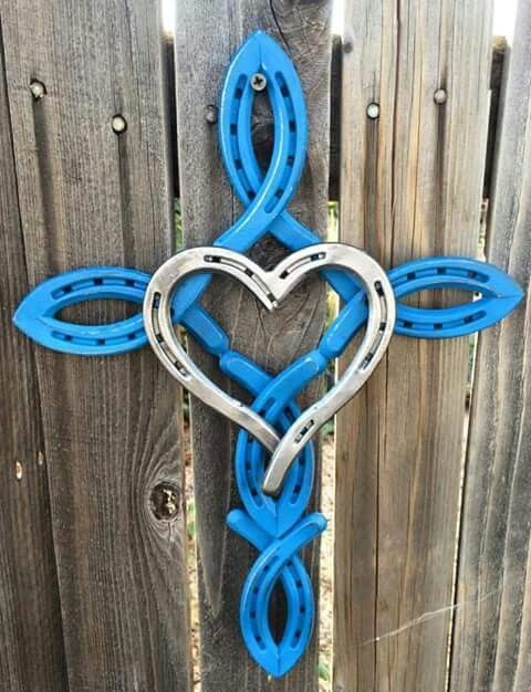 Best 25 cool welding projects ideas on pinterest for Cool things made out of horseshoes