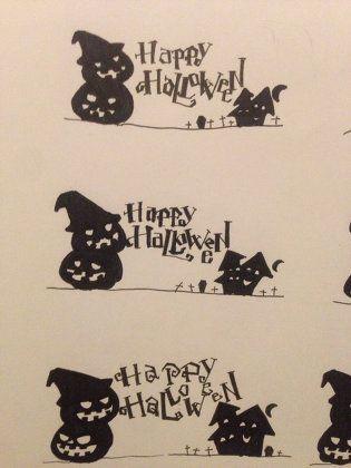 〜ハロウィンカードの下絵part2〜