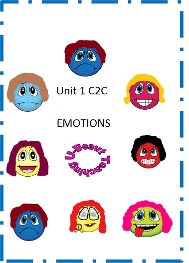 Grade - Year 1 – Year 3, Subject - English Language Arts - EMOTIONS UNIT 1 C2C I've Got a Feeling by Stephanie Owen Reeder By U-BEAUT-TEACHINGWorksheets to assist comprehension with text Feeling Fine or I've Got a Feeling using picture clues to help with vocabulary for UNIT 1 C2C.Subjects: English Language Arts, Vocabulary, EFL - ESL - ELDGrades: 1stTypes: Worksheets