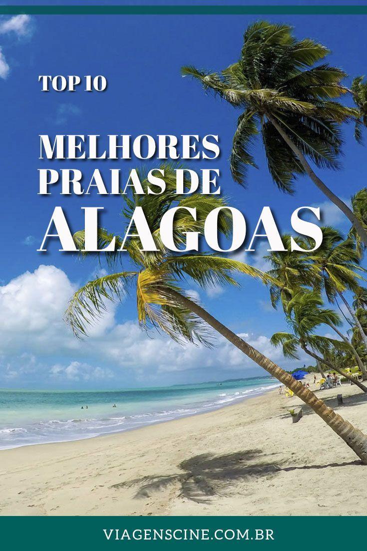 Melhores Praias de Alagoas: de Maragogi a Praia do Gunga, do litoral sul ao litoral norte, confira essa expedição pelas praias imperdíveis do Caribe Brasileiro
