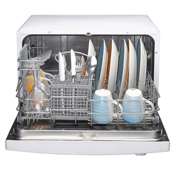 Table Top Dishwasher Is A Kitchen Appliance That Has Received Much  Admiration From Many. Learn How Easy Is To Install The Appliance With All  Connections In