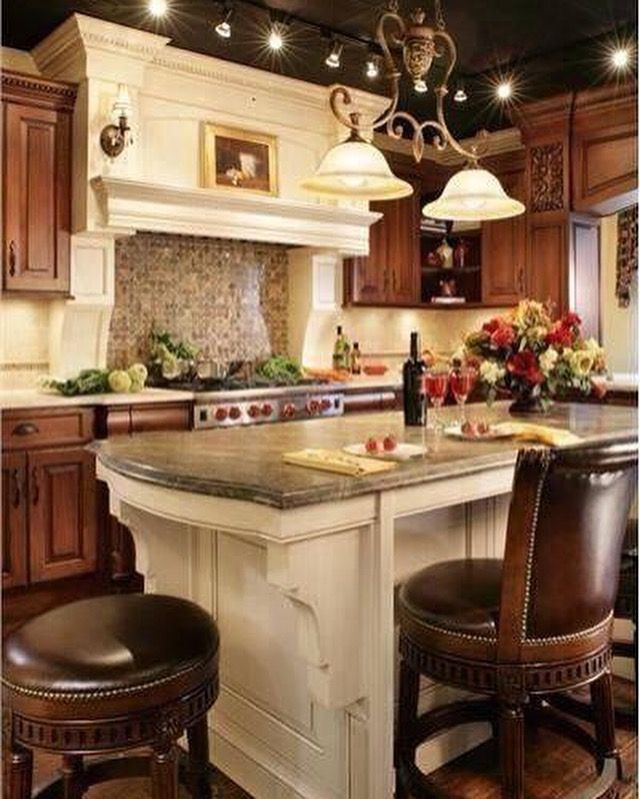 Kitchen in solid wood arvestyle