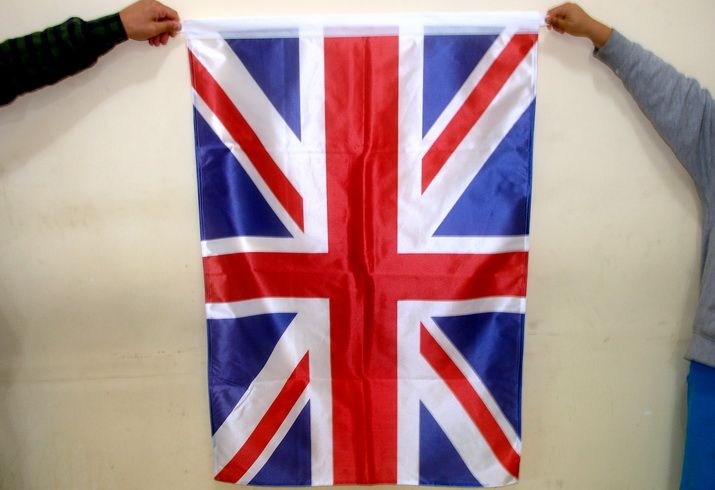Gönder Bayrak Flag United Kingdom of Great Britain and Northern Ireland,  Büyük Britanya ve Kuzey İrlanda Birleşik Krallığı