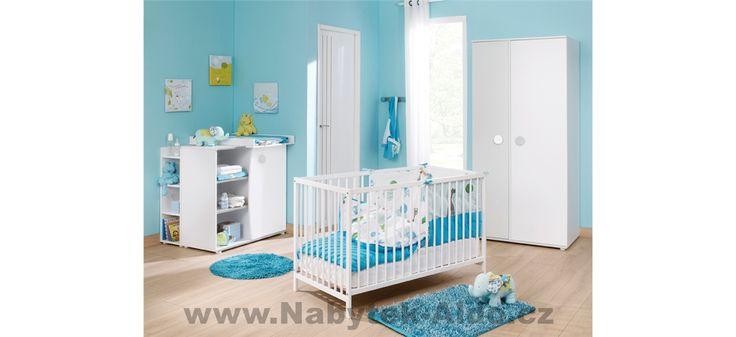 Dětský pokoj Camille P79