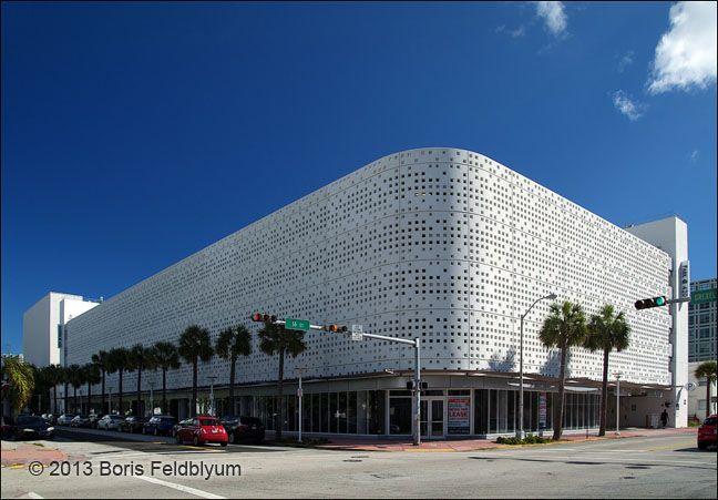 Lincoln East Retail & Garage Facilities, Miami Beach - TeArchitecture, inc.