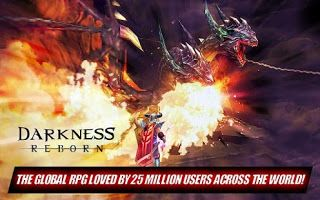 Darkness Reborn APK Mod v1.1.9 (God Mod) - Free 4 Phones | Official and Mod APK | F4P