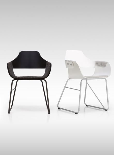 BD Barcelona Showtime Chair by Jaime Hayon