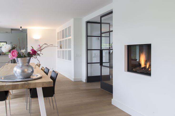 Inrichting woonhuis Breda op maat gemaakt maatwerk kasten inloopkast badmeubel