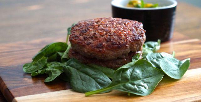 Paleo Bacon Burgers | Paleo Recipes